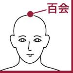 自律神経の働きを整え、ストレス解消のツボ『百会』が効く ~頭痛・肩こり・疲れ目・二日酔い・不眠症・鼻づまり