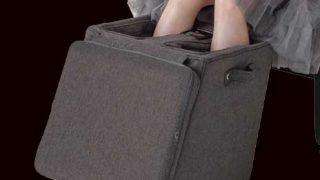 [AX-HXT177] アテックス ルルド TOR フットマッサージスツールの効果と口コミ!通販最安値で購入するには?【足のむくみ・足の疲れ・フットマッサージャー】